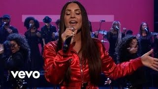 Download Lagu Demi Lovato - Sorry Not Sorry (Live On The Tonight Show Starring Jimmy Fallon) Gratis STAFABAND