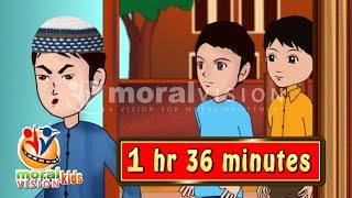 Abdul Bari leaving the house and many more urdu cartoons latest Collections by Moral Vision™