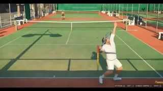 GTA 5 - GTA 5 Tennis Gameplay - (Grand Theft Auto V Xbox 360 PS3)