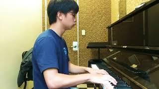 陳奕迅 Eason Chan - 單車 piano cover