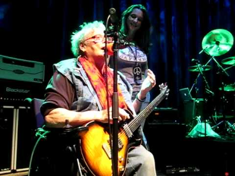 Leslie West thanks his wife, Jenny, for saving his life.