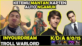 inYourdreaM VS Tigers.Dendi & Tigers.1437 - Dota 2 Pro Gameplay