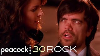 30 Rock - Liz And Peter Dinklage's Doomed Romance