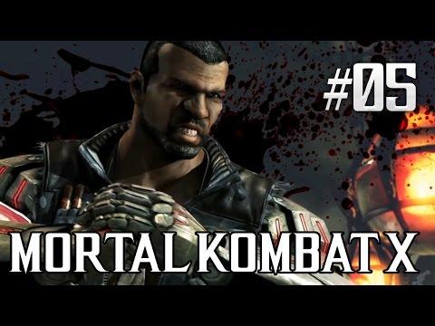 Mortal Kombat Campaña Audio Latino Pt 5 (Los Brazotes De Jax)