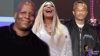 "Wendy Williams Estranged Husband REACTS To Her New Boo | ""Wendy's No Show Pony, Just LAZY"""