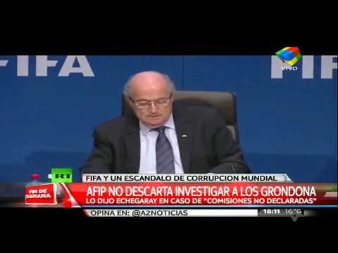 AFIP podría investigar a los Grondona