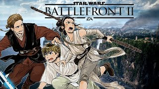 ?MAD?- Star Wars Battlefront II - Anime Style ?Opening????????