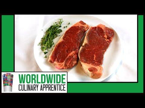 How to Cook a Steak - Rare - Medium Rare - Medium - Medium Well - Well Done-Online Cooking Classes