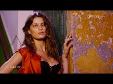 2013 Pirelli Calendar Backstage [HD] (Option Auto News)