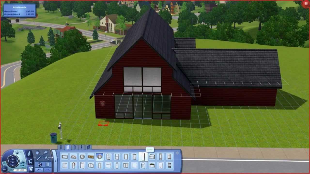 The Sims 3 Barn House Farm Building A House Hd