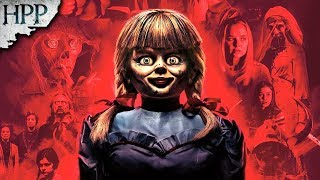 Annabelle Comes Home (2019) - Horror Movie Review | Haunting of the Paranormally Possessed