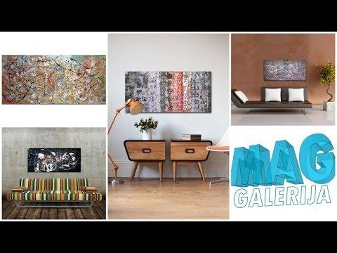 Dnevni boravak ideje za uređenje interijera dnevnog boravka slikama galerije ...