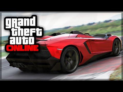 GTA 5 Online DLC - Cabrio Super Cars DLC Concept @RockstarGames (GTA 5 Gameplay)