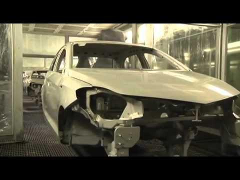 Сборка ZAZ Forza на Запорожском Автозаводе