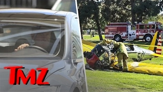 Harrison Ford Recovered From Plane Crash