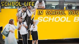 School Life In School Bus | Yaadein School Ki |Types Of Students | RISE OF BHAI's