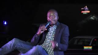 Alex Muhangi Comedy Store April 2019 - MASAKA Epi One