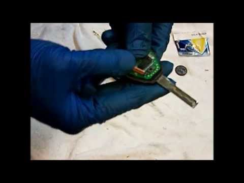 BMW 3 Series Key Fob Battery Replacement, How To e46, e39