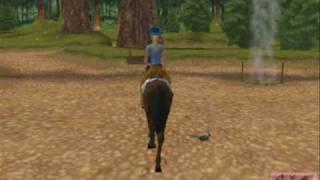 barbie dobrodružství s koňma