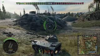 World of Tanks PS4 M41 Walker Bulldog
