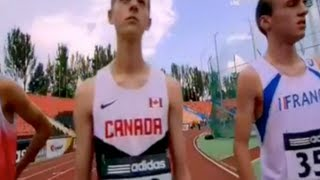 8th IAAF World Youth Championships: 1500m Heat 2 Start