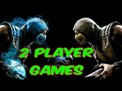 Top 10 Games 2 Player PC PS3 PS4 xbox 360 xbox one