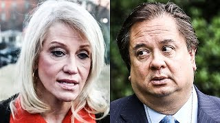Kellyanne Conway's Husband Says He Criticizes Her More Than Protestors Do