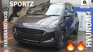 Hyundai Grand i10 NIOS Sportz | Grand i10 NIOS | detailed review | price | features !!