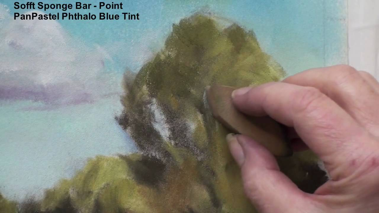 Landscape Techniques Tree Highlights PanPastel YouTube