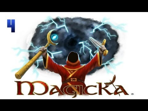Magicka Chapter 4 Now Use Thunderbolt Mowgli and Bistoha2
