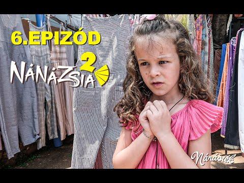 NÁNÁZSIA 2. : 6. EPIZÓD - Pálnak 2 felesége van...?