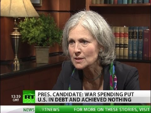 Jill Stein: US political system hostile to Americans