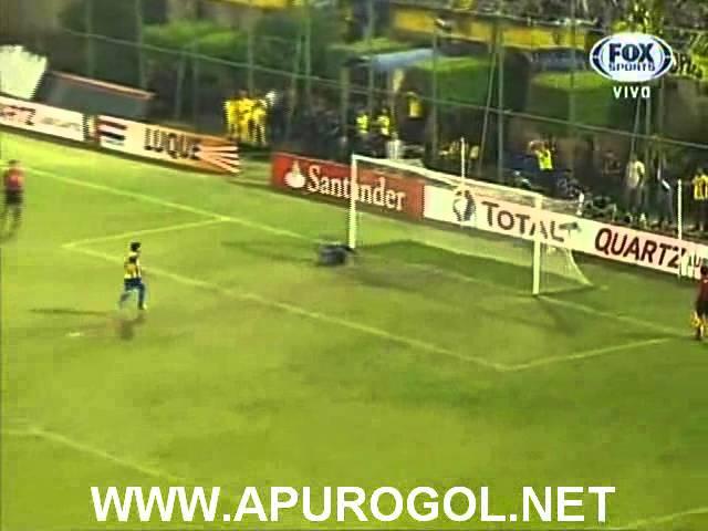 Deportivo Capiatá vs Boca Juniors 0-1 (1-1) PK 3-4 Copa Sudamericana 2014 - Octavos de Final VUELTA