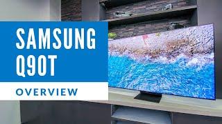 Samsung Q90T 4k QLED Overview 2020