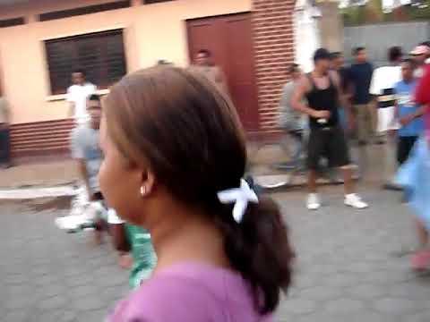 Running of the Bulls, San Jorge, Nicaragua part 2