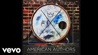 Watch American Authors Luck video