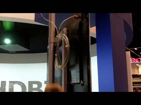 InfoComm 2013: HDBaseT Alliance Exhibits Prototype Single-Wire TV