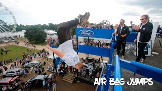 AirBag Jumps at Goodwood Festival of Speed