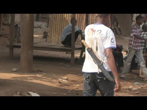 Tensions remain high in Bangui between Muslims and Christians