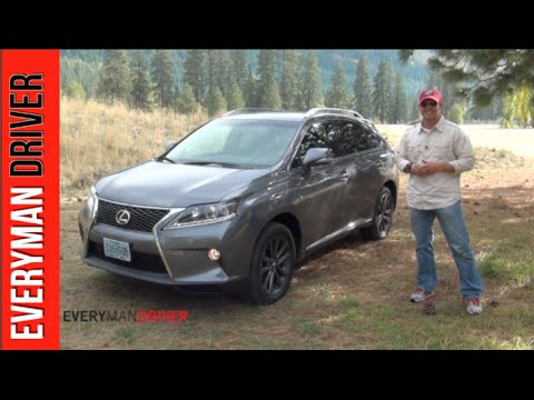 DETAILED Review   2014 Lexus RX 350 F Sport on Everyman Driver