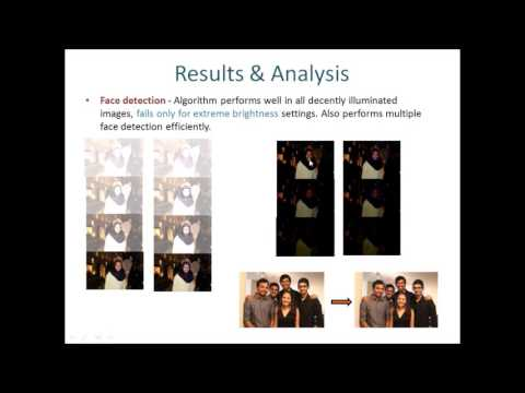 Face Detection and Recognition using Haar Cascade and Eigenfaces for Phone Contact Addition