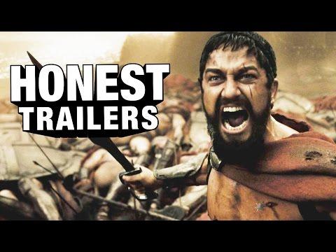 Honest Trailers - 300