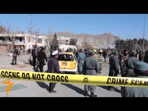 در اثر حمله انتحاری در کابل 3 تن کشته و 20 تن زخمی شدند