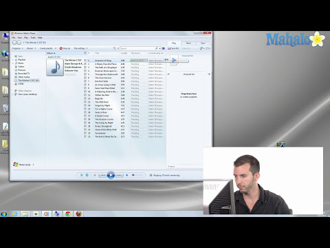 Best way to Rip a CD in Windows Media Player