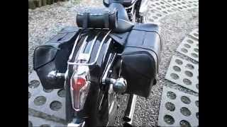 Honda Shadow VT 750 C5 Aero