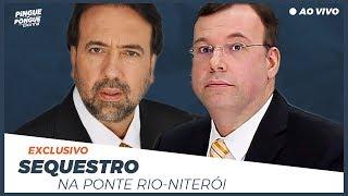 SEQUESTRO DO ÔNIBUS NA PONTE RIO-NITERÓI: ÚLTIMAS NOTÍCIAS E A ANÁLISE COMPLETA COM JORDE LORDELLO