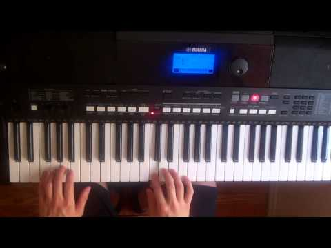 Song On the Beach from Her (2013) by Arcade Fire & Owen Pallett (Piano Cover + Tutorial)