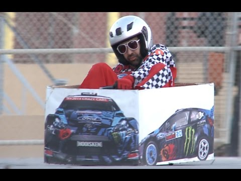 KEN BOX'S CRAZY CART GYMKHANA TWO - THE ULTIMATE KEN BOX SEQUEL (a Ken Block tribute)