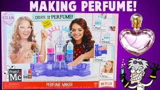 Project MC2 Perfume Maker! DIY Make Your Own Perfumes!