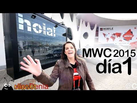 Samsung Galaxy S6 Edge, Sony Xperia Z4 tablet y Project Ara #MWC15, Tecnoticias día 1